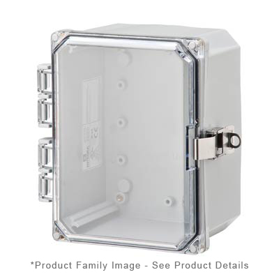 Integra H8084HCFLL NEMA 4X Polycarbonate Enclosure