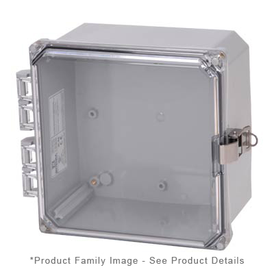 Integra H8084HCLL NEMA 4X Polycarbonate Enclosure