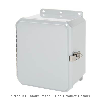 Integra P10086LL NEMA 4X Polycarbonate Enclosure