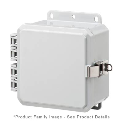 Integra P6063LL NEMA 4X Polycarbonate Enclosure_THUMBNAIL