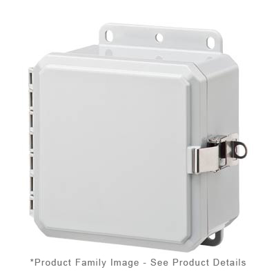 Integra P6063LPLL NEMA 4X Polycarbonate Enclosure_THUMBNAIL