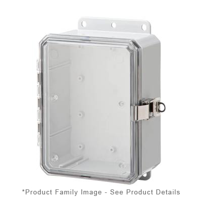 Integra P8063LPCLL NEMA 4X Polycarbonate Enclosure_THUMBNAIL