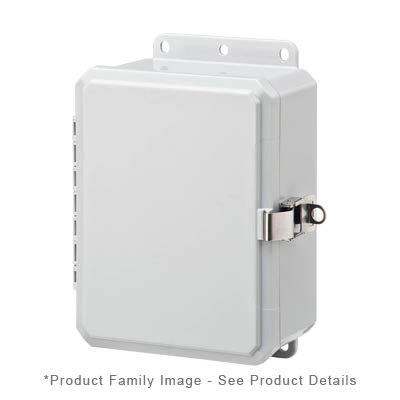 Integra P8063LPLL NEMA 4X Polycarbonate Enclosure_THUMBNAIL