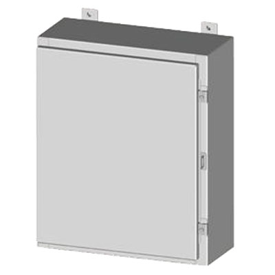 Saginaw SCE-24H1608LP NEMA 4 Metal Enclosure
