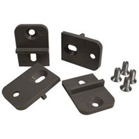 BUD MB-1390-LG External Mounting Brackets for PN-Series