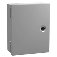 Hammond N1J20126 NEMA 1 Metal Enclosure