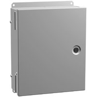 Hammond N1WS16124 NEMA 1 Metal Enclosure