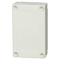 Fibox PC 100/75 LG NEMA 4X Polycarbonate Enclosure