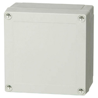 Fibox UL PC 125/125 HG NEMA 4X Polycarbonate Enclosure