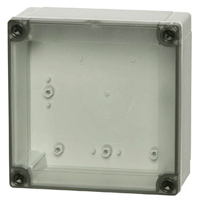 Fibox UL PC 125/125 HT NEMA 4X Polycarbonate Enclosure