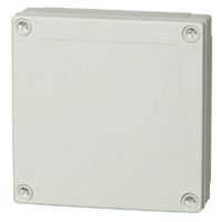 Fibox UL PC 125/75 LG NEMA 4X Polycarbonate Enclosure