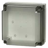 Fibox UL PC 125/50 LT NEMA 4X Polycarbonate Enclosure
