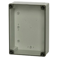 Fibox UL PC 150/125 HT NEMA 4X Polycarbonate Enclosure
