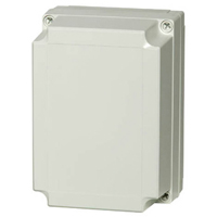 Fibox UL PC 150/75 LG NEMA 4X Polycarbonate Enclosure