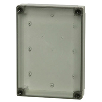 Fibox UL PC 150/125 LT NEMA 4X Polycarbonate Enclosure