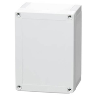 Fibox UL PC 150/125 XHG NEMA 4X Polycarbonate Enclosure