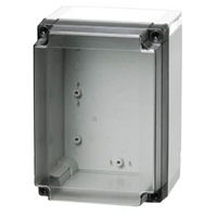 Fibox UL PC 150/150 XHT NEMA 4X Polycarbonate Enclosure