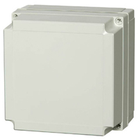 Fibox PC 175/125 HG NEMA 4X Polycarbonate Enclosure