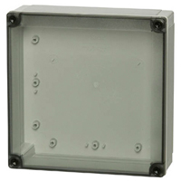Fibox UL PC 175/75 HT NEMA 4X Polycarbonate Enclosure