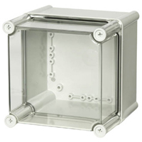 Fibox PC 1919 18 T-2FSH NEMA 4X & 6P Polycarbonate Enclosure