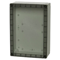 Fibox UL PC 200/125 XHT NEMA 4X Polycarbonate Enclosure