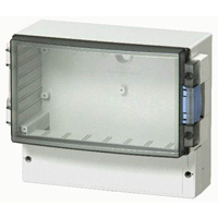 Fibox PC 21/18-3 NEMA 4X Polycarbonate Enclosure