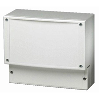 Fibox PC 21/18-FC3 NEMA 4X Polycarbonate Enclosure