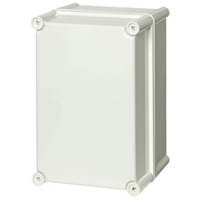 Fibox PC 2819 18 G-2FSH NEMA 4X & 6P Polycarbonate Enclosure