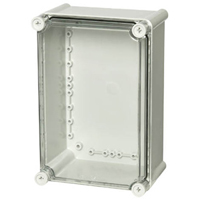 Fibox PC 2819 18 T-2FSH NEMA 4X & 6P Polycarbonate Enclosure