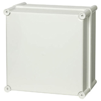 Fibox PC 2828 18 G-2FSH NEMA 4X & 6P Polycarbonate Enclosure