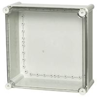 Fibox PC 282813T NEMA 4X & 6P Polycarbonate Enclosure