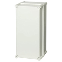 Fibox PC 3819 13 G-2FSH NEMA 4X & 6P Polycarbonate Enclosure