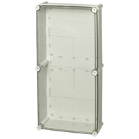 Fibox PC 5628 13 T-3FSH NEMA 4X & 6P Polycarbonate Enclosure