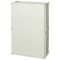 Fibox PC 5638 18 G-3FSH NEMA 4X & 6P Polycarbonate Enclosure