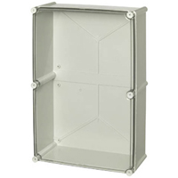 Fibox UL PC 5638 18 T NEMA 4X & 6P Polycarbonate Enclosure