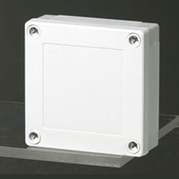 Fibox UL PC 95/50 LG NEMA 4X Polycarbonate Enclosure