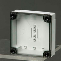 Fibox UL PC 95/35 LT NEMA 4X Polycarbonate Enclosure