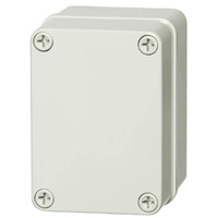 Fibox UL PC B 65 G NEMA 4X&6P Polycarbonate Enclosure
