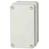 Fibox UL PC C 65 G NEMA 4X&6P Polycarbonate Enclosure