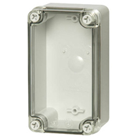 Fibox UL PC C 65 T NEMA 4X&6P Polycarbonate Enclosure