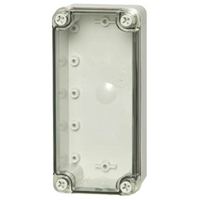 Fibox PC D 65 T NEMA 4X&6P Polycarbonate Enclosure