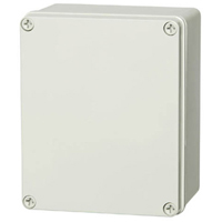 Fibox UL PC H 95 G NEMA 4X&6P Polycarbonate Enclosure