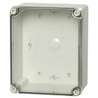 Fibox UL PC H 95 T NEMA 4X&6P Polycarbonate Enclosure