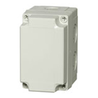 Fibox PCM 100/100 G NEMA 4X Polycarbonate Enclosure