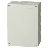 Fibox PCM 150/125 G NEMA 4X Polycarbonate Enclosure
