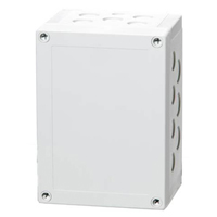 Fibox PCM 150/100 XG NEMA 4X Polycarbonate Enclosure