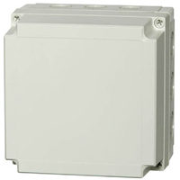 Fibox PCM 175/125 G NEMA 4X Polycarbonate Enclosure