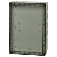 Fibox PCM 200/100 T NEMA 4X Polycarbonate Enclosure
