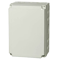 Fibox PCM 200/100 XG NEMA 4X Polycarbonate Enclosure