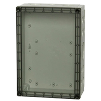 Fibox PCM 200/100 XT NEMA 4X Polycarbonate Enclosure